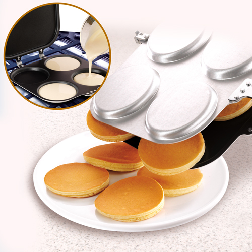 Hi, Perfect Pancake Pan! You might change my answer completely one day.