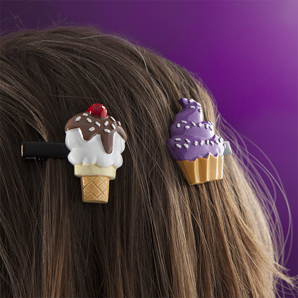 Sweet Hair Clips